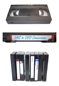 VHS to DVD Conversions Melbourne
