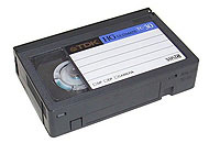 VHS-C or VHS